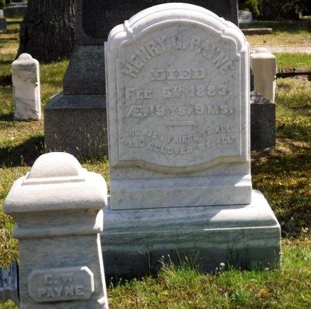 PAYNE, HENRY G - Suffolk County, New York   HENRY G PAYNE - New York Gravestone Photos