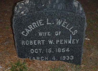 WELLS, CARRIE L - Suffolk County, New York | CARRIE L WELLS - New York Gravestone Photos