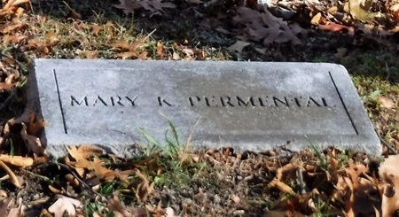 PERMENTAL, MARY K - Suffolk County, New York | MARY K PERMENTAL - New York Gravestone Photos