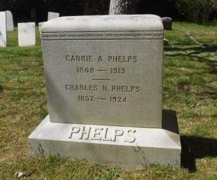 PHELPS, CHARLES H - Suffolk County, New York | CHARLES H PHELPS - New York Gravestone Photos