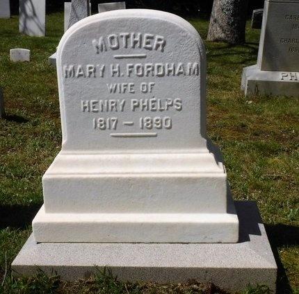 PHELPS, MARY H - Suffolk County, New York | MARY H PHELPS - New York Gravestone Photos