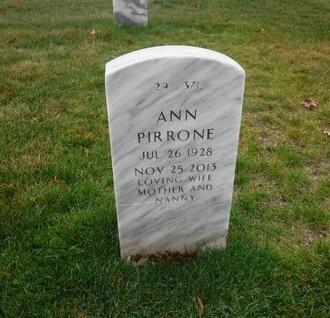PIRRONE, ANN - Suffolk County, New York | ANN PIRRONE - New York Gravestone Photos