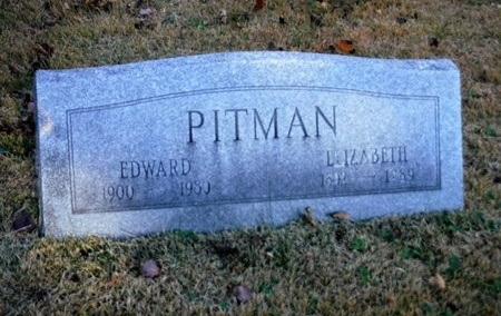 PITMAN, ELIZABETH - Suffolk County, New York | ELIZABETH PITMAN - New York Gravestone Photos