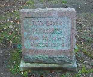 PLEASANTS, RUTH - Suffolk County, New York | RUTH PLEASANTS - New York Gravestone Photos