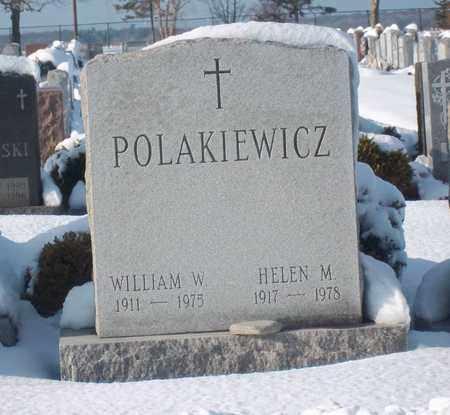 POLAKIEWICZ, HELEN M - Suffolk County, New York | HELEN M POLAKIEWICZ - New York Gravestone Photos