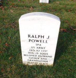 POWELL, RALPH J - Suffolk County, New York | RALPH J POWELL - New York Gravestone Photos