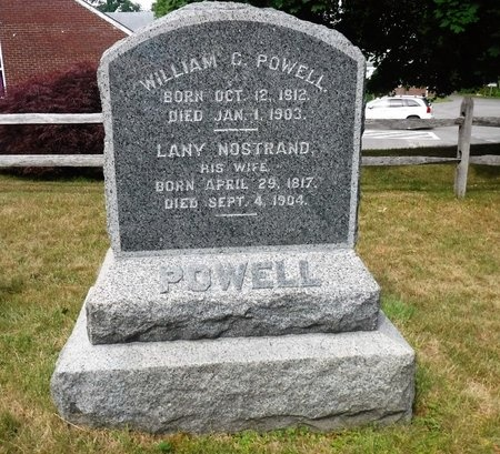 POWELL, LANY - Suffolk County, New York | LANY POWELL - New York Gravestone Photos