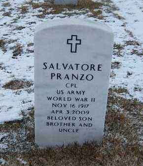 PRANZO, SALVATORE - Suffolk County, New York | SALVATORE PRANZO - New York Gravestone Photos