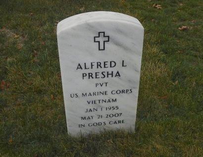 PRESHA (VN), ALFRED L - Suffolk County, New York | ALFRED L PRESHA (VN) - New York Gravestone Photos