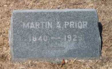 PRIOR, MARTIN A - Suffolk County, New York | MARTIN A PRIOR - New York Gravestone Photos