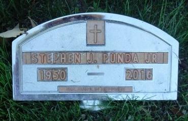 PUNDA, STEPHEN J - Suffolk County, New York | STEPHEN J PUNDA - New York Gravestone Photos