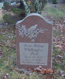 PUTT, IRENE MILDRED - Suffolk County, New York | IRENE MILDRED PUTT - New York Gravestone Photos
