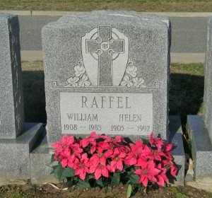 RAFFEL, HELEN - Suffolk County, New York | HELEN RAFFEL - New York Gravestone Photos