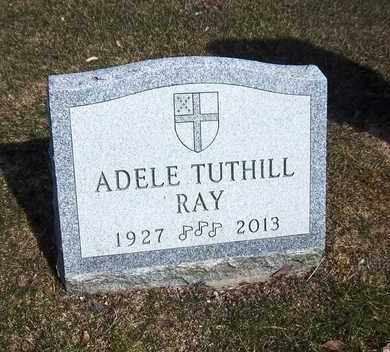 TUTHILL, ADELE - Suffolk County, New York | ADELE TUTHILL - New York Gravestone Photos
