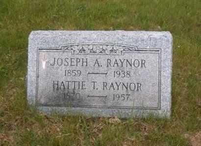 RAYNOR, JOSEPH A - Suffolk County, New York | JOSEPH A RAYNOR - New York Gravestone Photos