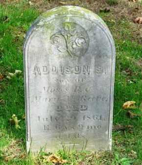REEVE, ADDISON S. - Suffolk County, New York | ADDISON S. REEVE - New York Gravestone Photos