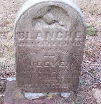 REEVE, BLANCHE - Suffolk County, New York | BLANCHE REEVE - New York Gravestone Photos