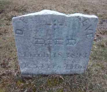 REEVE, D P - Suffolk County, New York | D P REEVE - New York Gravestone Photos