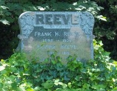 REEVE, WILLIAM E - Suffolk County, New York | WILLIAM E REEVE - New York Gravestone Photos