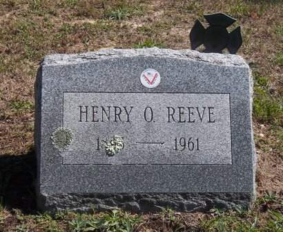 REEVE, HENRY O - Suffolk County, New York | HENRY O REEVE - New York Gravestone Photos
