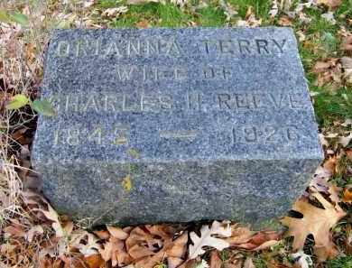 TERRY REEVE, ORIANNA - Suffolk County, New York | ORIANNA TERRY REEVE - New York Gravestone Photos