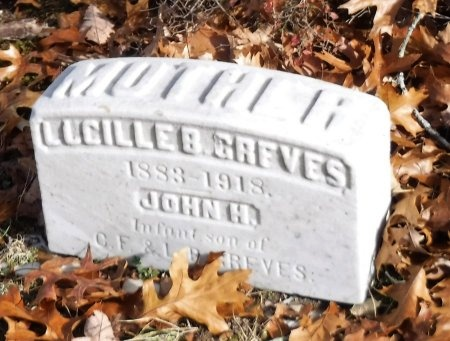 REEVES, JOHN H - Suffolk County, New York | JOHN H REEVES - New York Gravestone Photos