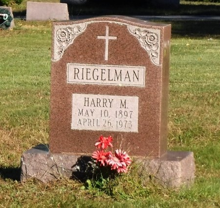 RIEGELMAN, HARRY M - Suffolk County, New York | HARRY M RIEGELMAN - New York Gravestone Photos