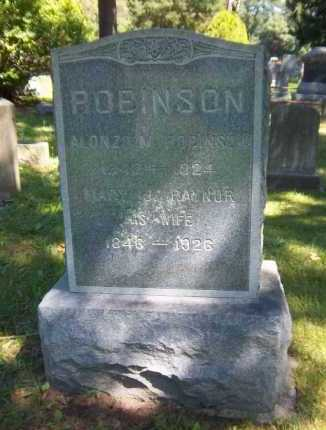 RAYNOR ROBINSON, MARY J. - Suffolk County, New York | MARY J. RAYNOR ROBINSON - New York Gravestone Photos