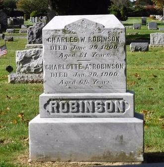 ROBINSON, CHARLES W - Suffolk County, New York | CHARLES W ROBINSON - New York Gravestone Photos