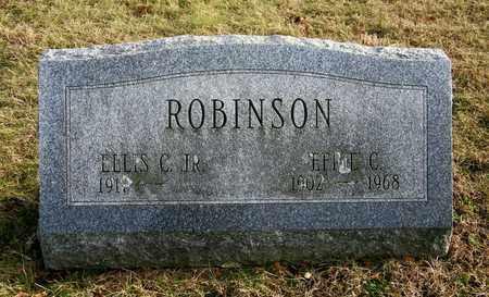 ROBINSON, EFFIE C - Suffolk County, New York | EFFIE C ROBINSON - New York Gravestone Photos