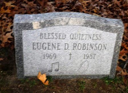 ROBINSON, EUGENE D - Suffolk County, New York | EUGENE D ROBINSON - New York Gravestone Photos