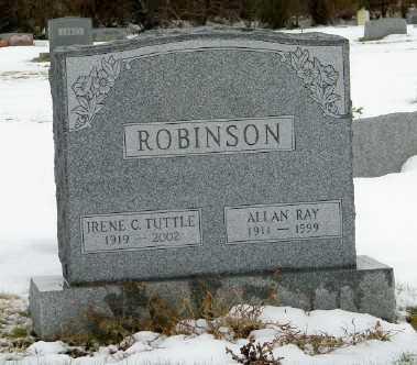 ROBINSON, IRENE C - Suffolk County, New York | IRENE C ROBINSON - New York Gravestone Photos