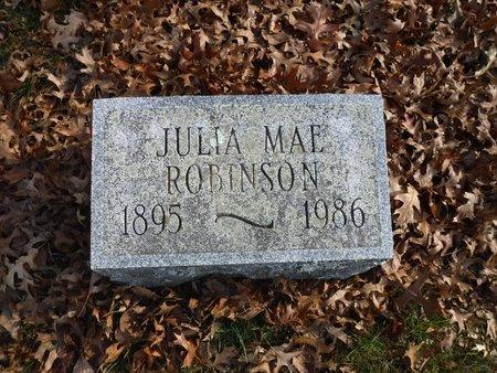 ROBINSON, JULIA MAE - Suffolk County, New York | JULIA MAE ROBINSON - New York Gravestone Photos