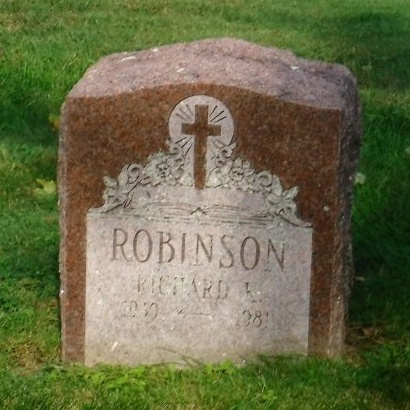 ROBINSON, RICHARD K - Suffolk County, New York | RICHARD K ROBINSON - New York Gravestone Photos