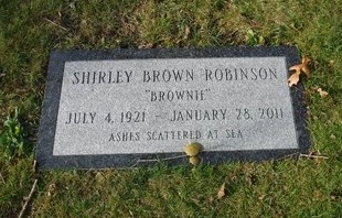 ROBINSON, SHIRLEY - Suffolk County, New York | SHIRLEY ROBINSON - New York Gravestone Photos