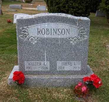 ROBINSON, IRENE L - Suffolk County, New York | IRENE L ROBINSON - New York Gravestone Photos