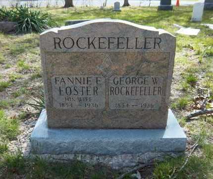 FOSTER, FANNIE E - Suffolk County, New York | FANNIE E FOSTER - New York Gravestone Photos