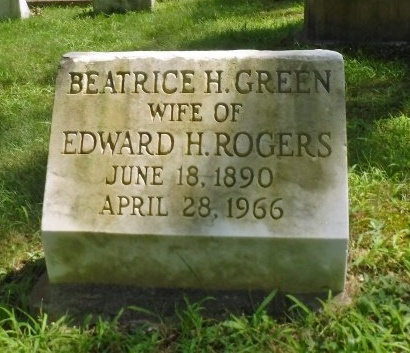 ROGERS, BEATRICE H - Suffolk County, New York | BEATRICE H ROGERS - New York Gravestone Photos