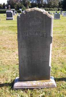 ROSE, HANNAH - Suffolk County, New York | HANNAH ROSE - New York Gravestone Photos