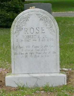ROSE, ROBERT R. JR. - Suffolk County, New York | ROBERT R. JR. ROSE - New York Gravestone Photos