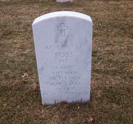 ROSS (VN), ROBERT J - Suffolk County, New York | ROBERT J ROSS (VN) - New York Gravestone Photos