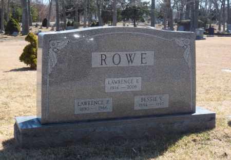 ROWE, BESSIE - Suffolk County, New York | BESSIE ROWE - New York Gravestone Photos