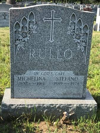 RULLO, STEFANO - Suffolk County, New York | STEFANO RULLO - New York Gravestone Photos