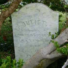 SANFORD, JULIET - Suffolk County, New York | JULIET SANFORD - New York Gravestone Photos