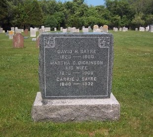 SAYRE, MARTHA C - Suffolk County, New York   MARTHA C SAYRE - New York Gravestone Photos