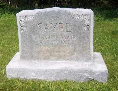 SAYRE, MARY - Suffolk County, New York | MARY SAYRE - New York Gravestone Photos