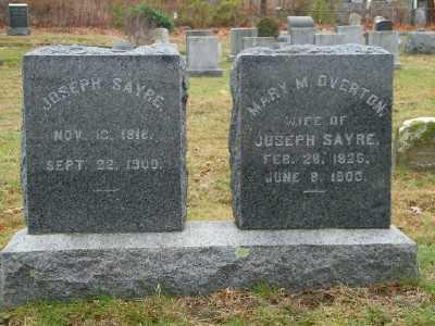 SAYRE, MARY M. - Suffolk County, New York   MARY M. SAYRE - New York Gravestone Photos