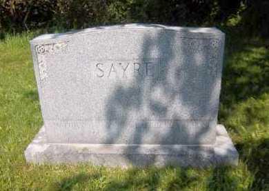 SAYRE, HENRIETTE W. - Suffolk County, New York | HENRIETTE W. SAYRE - New York Gravestone Photos