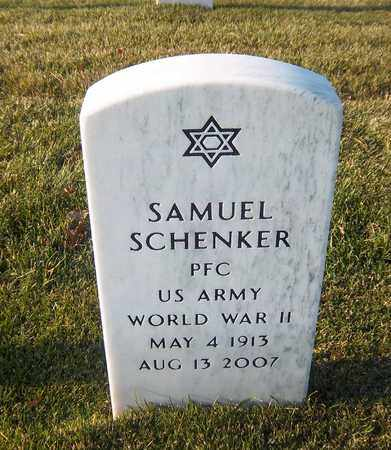 SCHENKER, SAMUEL - Suffolk County, New York | SAMUEL SCHENKER - New York Gravestone Photos