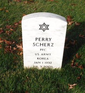 SCHERZ, PERRY - Suffolk County, New York | PERRY SCHERZ - New York Gravestone Photos